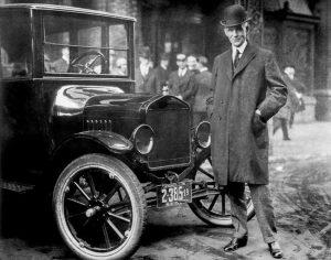 Генри Форд о страховании